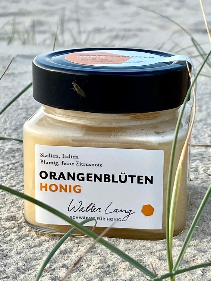 Bio Orangenblüten Honig