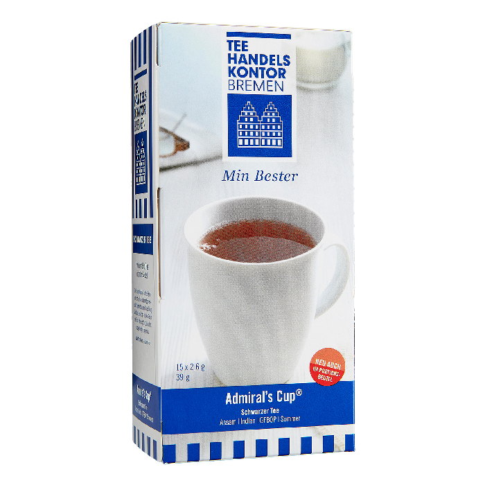 Min Bester® Admiral's Cup®