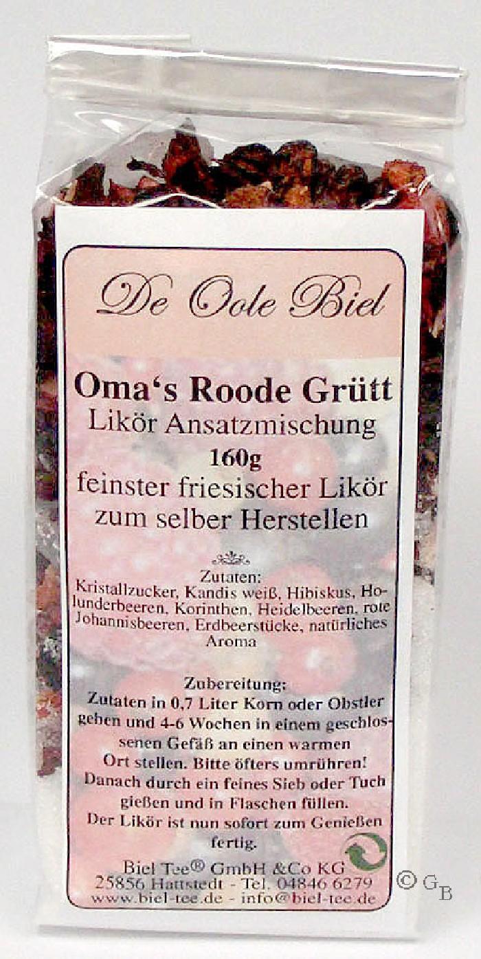 Oma`s Roode Grütt