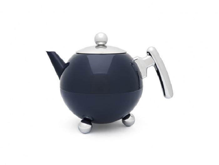 Teekanne Duet® Bella Ronde 1,2L, dunkelblau