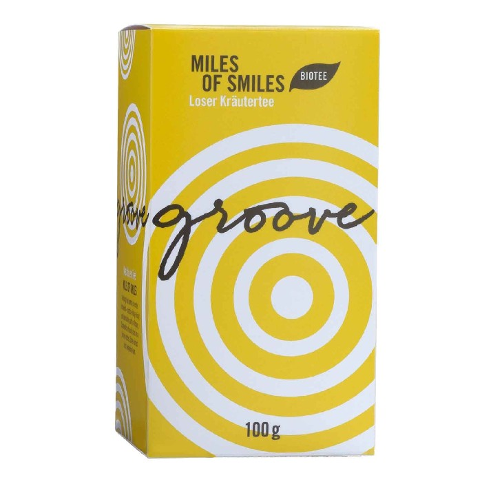 GROOVE Miles of Smiles