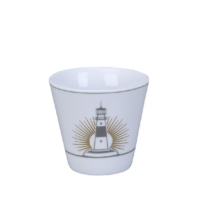 Espresso Cup Leuchtturm