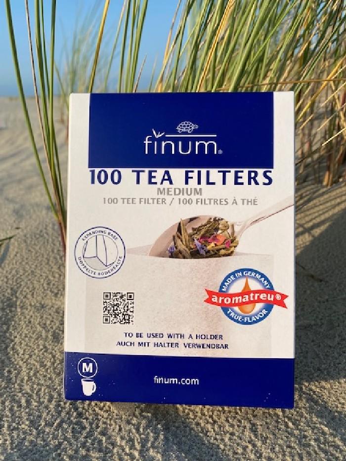 Teefilter Finum