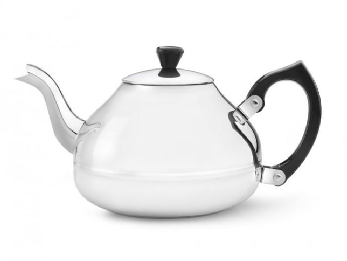 Teekanne Ceylon, 1,25L, einwandig