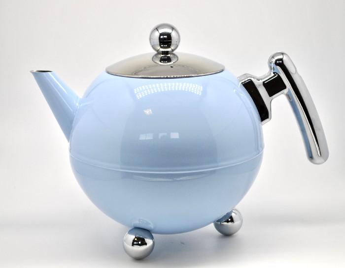 Teekanne Duet® Bella Ronde 1,2L, blau